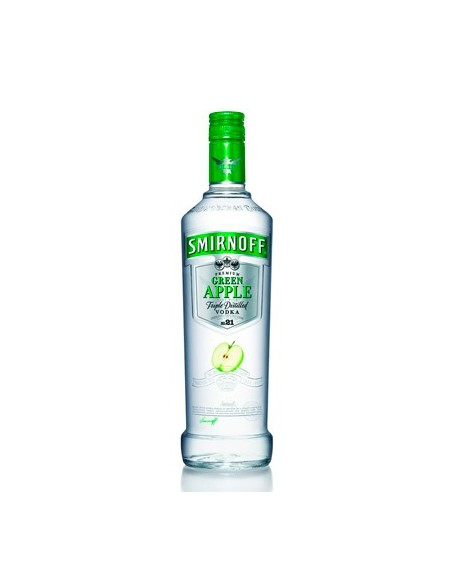 Vodka Smirnoff Citrus x 700