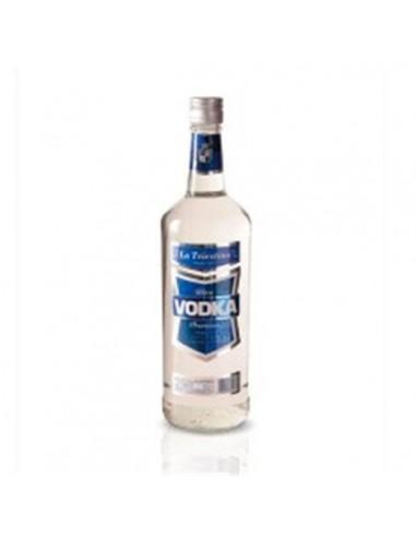 Vodka Premium La Triestina x 1000