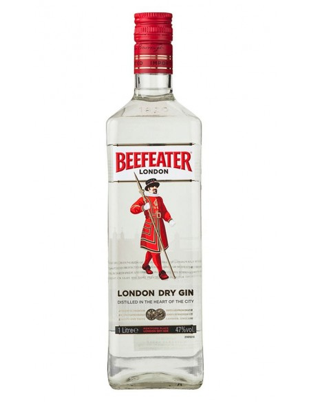Gin Beefeater x 1lt.