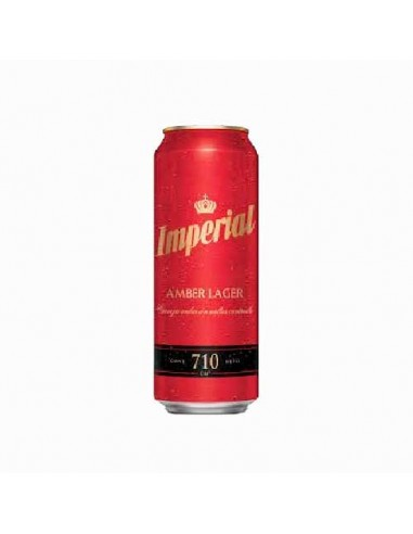 Imperial Amber Lager Laton